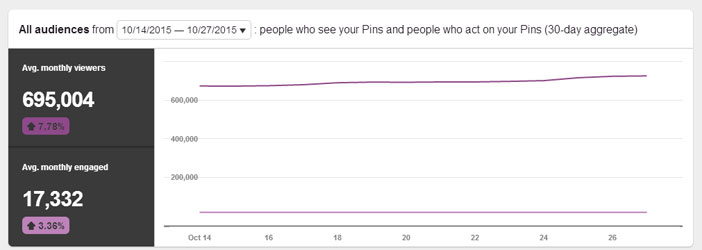 Pinterest Audience